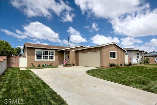 Single Family Home for Sale at 7837 La Habra Circle Buena Park, California 90620 United States