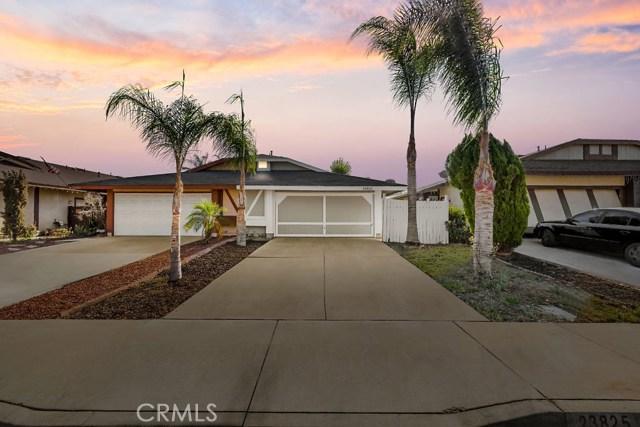 23825 Betts Place, Moreno Valley, California
