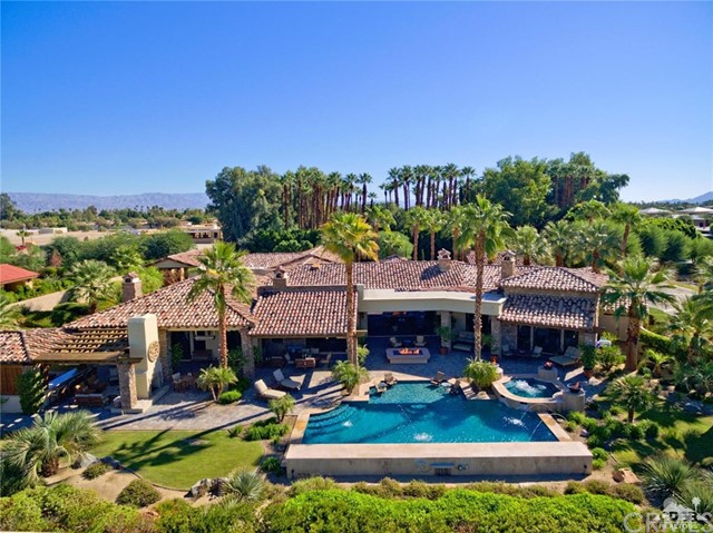 Single Family Home for Sale at 1 Whispering Wind Court Rancho Mirage, California 92270 United States