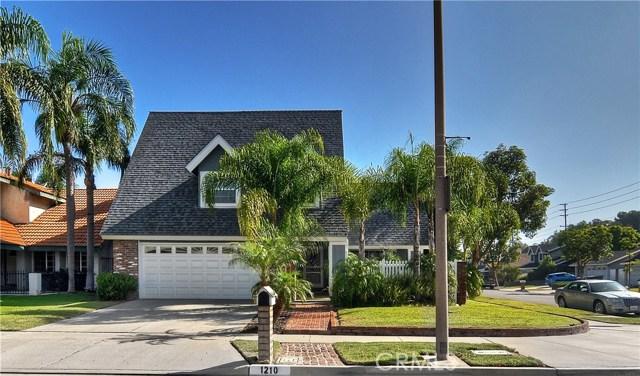 1210 N Huxford Lane, Anaheim Hills, California