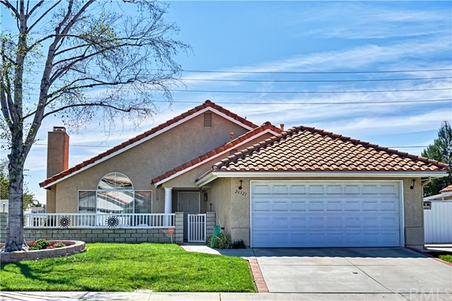 Single Family Home for Sale at 26321 Potomac Drive Sun City, California 92586 United States