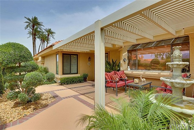 21 Las Cruces Lane Palm Desert, CA 92260 is listed for sale as MLS Listing 216013816DA