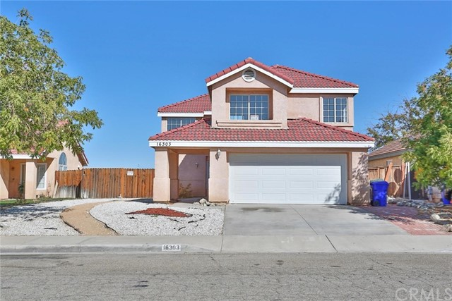 Detail Gallery Image 1 of 37 For 16303 Salinas St, Victorville, CA 92394 - 3 Beds | 2/1 Baths