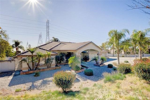 Частный односемейный дом для того Продажа на 8171 Inspiration Drive 8171 Inspiration Drive Alta Loma, Калифорния 91701 Соединенные Штаты