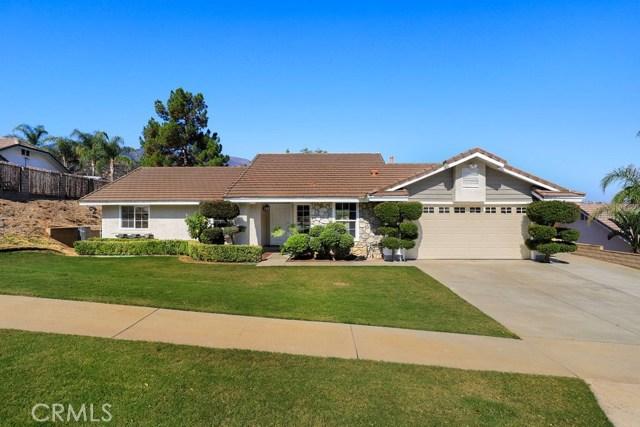 2042 Adobe Avenue, Corona, California