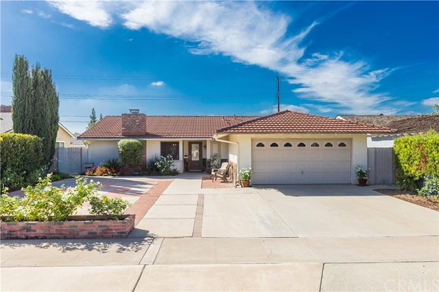 Single Family Home for Sale at 2242 East Jackson St 2242 Jackson Orange, California 92867 United States