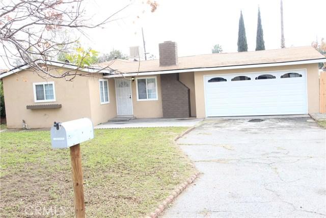 Single Family Home for Sale at 25551 North Street San Bernardino, California 92404 United States