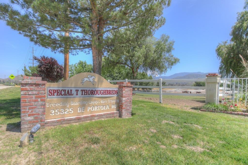 Single Family Home for Sale at 35325 De Portola Road Temecula, California 92592 United States