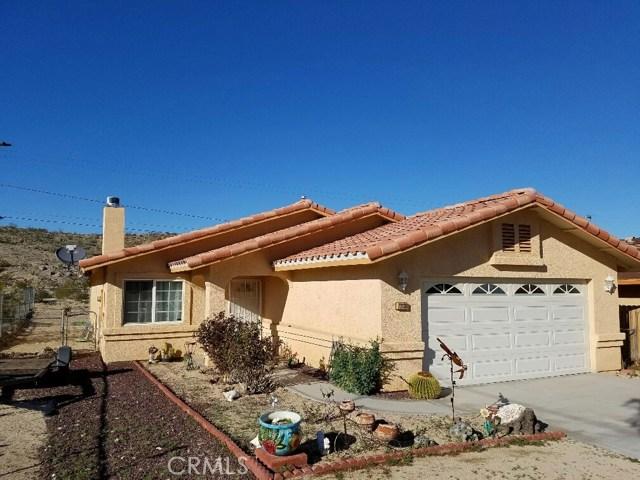 72130 Sunnyslope Drive, 29 Palms, CA, 92277
