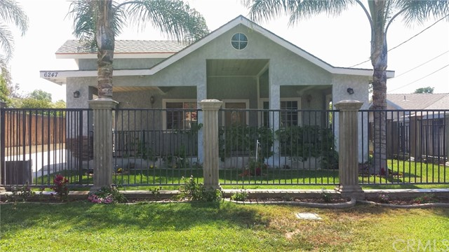 Single Family Home for Sale at 6247 Stover Avenue Riverside, California 92505 United States
