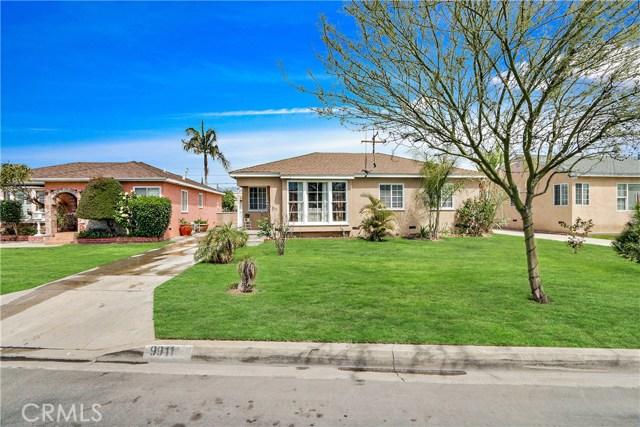 9911 Alesia Street South El Monte, CA 91733 - MLS #: PW18080657