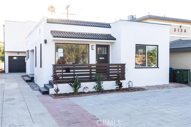 3132 Perlita Avenue  Los Angeles CA 90039