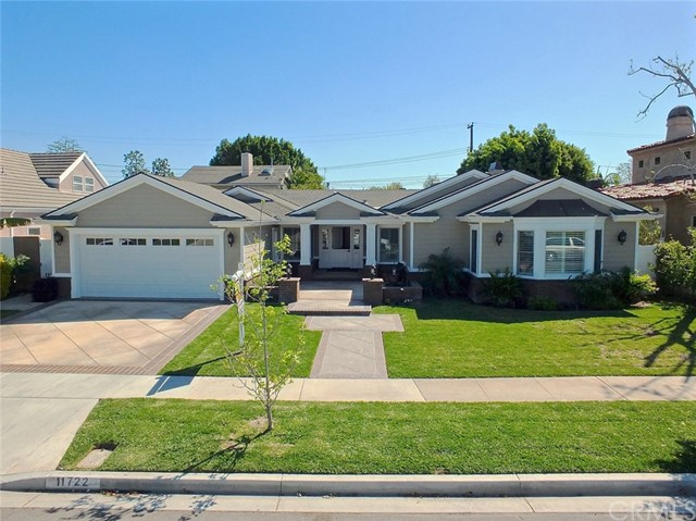 Single Family Home for Sale at 11722 Norgrove Lane Rossmoor, California 90720 United States