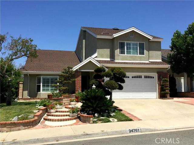 Single Family Home for Rent at 24761 Georgia Sue Laguna Hills, California 92653 United States