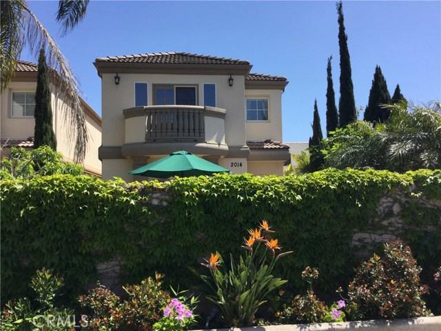 Single Family Home for Sale at 2014 California Street Huntington Beach, California 92648 United States