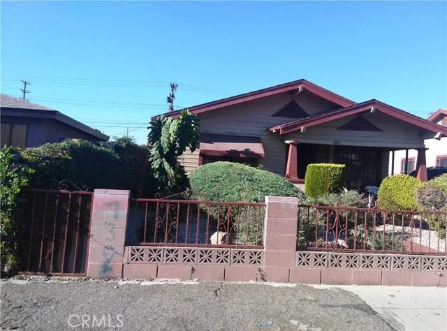231 73Rd, Los Angeles, California 90003