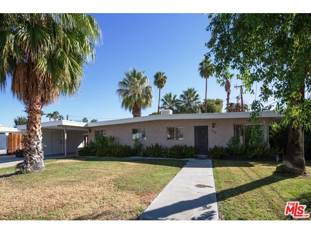 720 S PALM Avenue Palm Springs, CA 92264 is listed for sale as MLS Listing 15904079