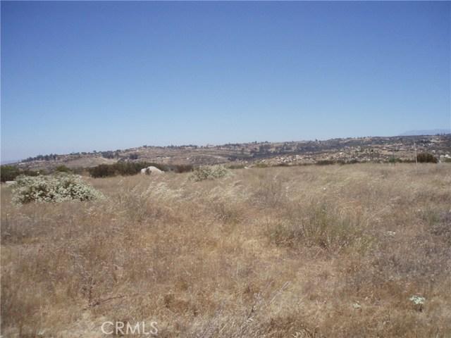 0 Ridgewood Road Hemet, CA 92544 - MLS #: SW17147623