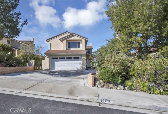 Single Family Home for Sale at 21411 High Country Drive Rancho Santa Margarita, California 92679 United States