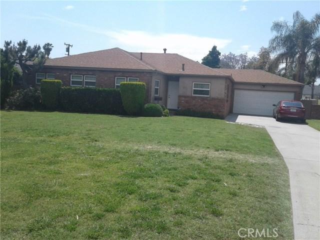 2440 Valencia Avenue  San Bernardino CA 92404