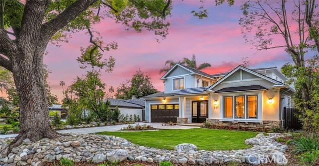 527 Santa Maria Rd, Arcadia, CA 91007 Photo