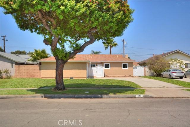 1349 W Oak Avenue Fullerton, CA  92833