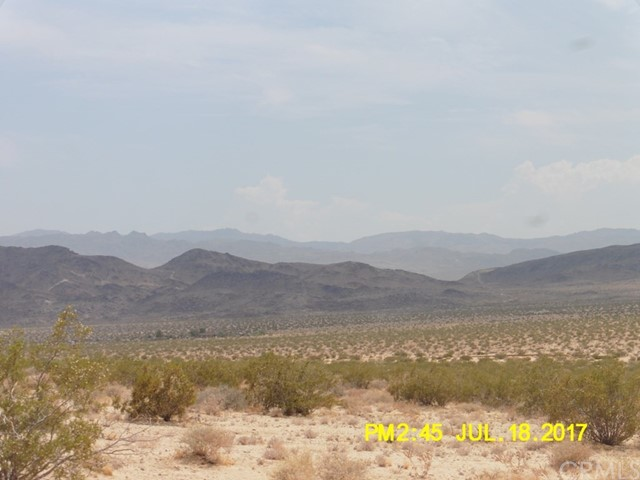 0 BOURLAND Pass / Bypass Joshua Tree, CA 0 - MLS #: JT17165531