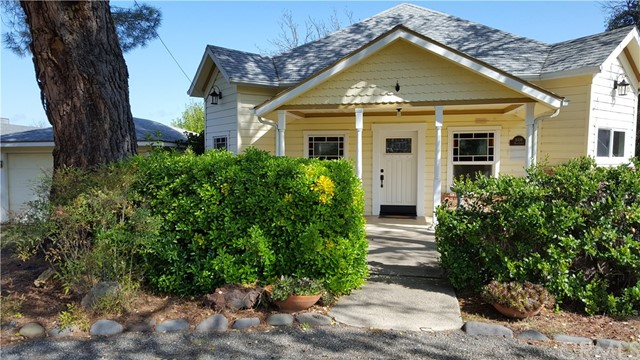 Single Family Home for Sale at 16496 Main Street Lower Lake, California 95457 United States