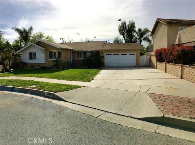 Single Family Home for Sale at 1240 Henderson St La Habra, California 90631 United States
