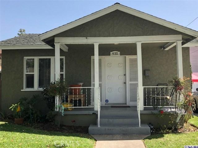 432 Adams Street, Glendale, CA, 91206