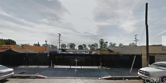 Land for Sale at 1406 S Gerhart Avenue Commerce, California 90022 United States