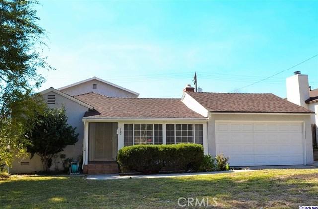 3702 Fairesta Street, Glendale, CA 91214