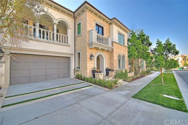 Photo of home for sale at 62 Interstellar, Irvine CA