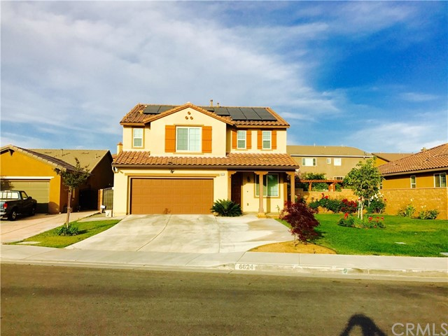 Single Family Home for Rent at 6624 Carnelian Street Mira Loma, California 91752 United States