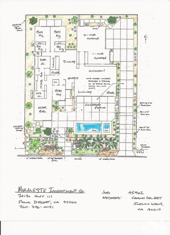 Land for Sale at 45462 Camino Del Rey 45462 Camino Del Rey Indian Wells, California 92210 United States