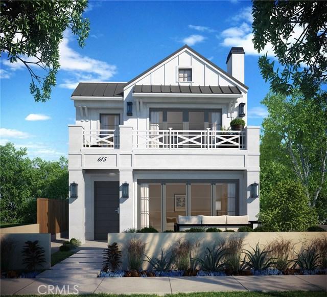 615 Begonia Avenue, Corona del Mar, CA 92625