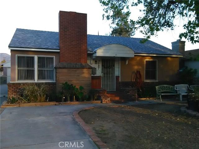 Single Family Home for Sale at 3587 Arrowhead Avenue N San Bernardino, California 92405 United States