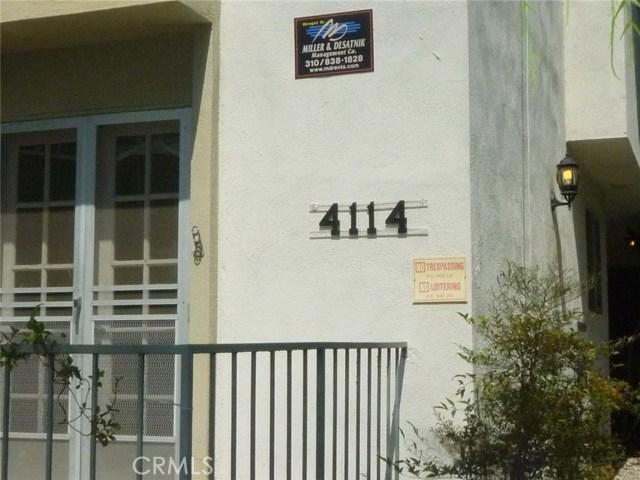 4114 Baldwin Avenue  Culver City CA 90232