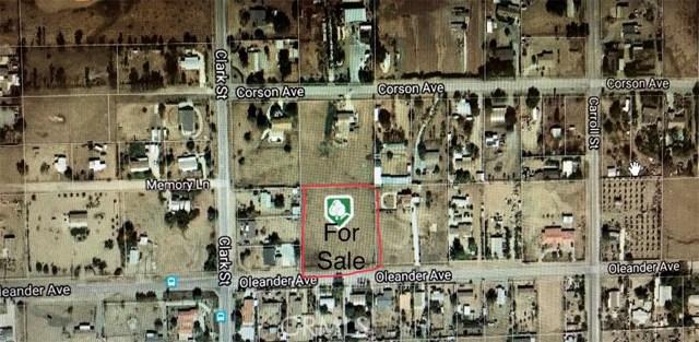 0 Oleander Avenue, Perris, CA 92570