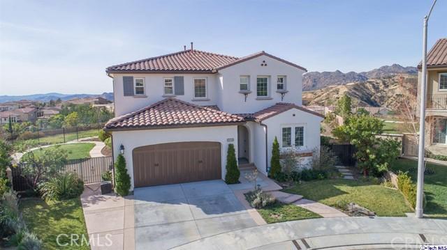 Single Family Home for Sale at 20748 Veneto Way 20748 Veneto Way Northridge, California 91326 United States