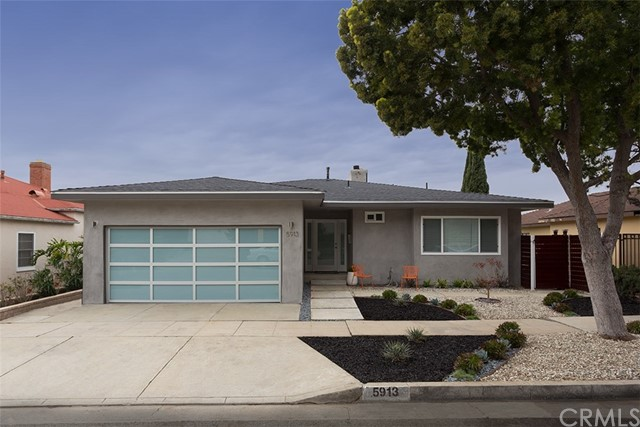 Single Family Home for Sale at 5913 Mansfield Avenue S Los Angeles, California 90043 United States