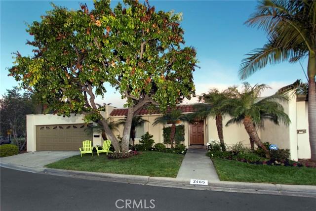 2465 Vista Huerta, Newport Beach, CA 92660
