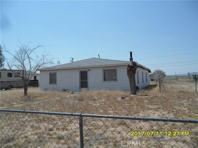 独户住宅 为 销售 在 27338 Anderson Street Boron, 加利福尼亚州 93516 美国
