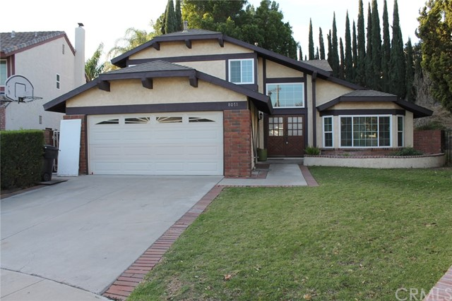 Single Family Home for Rent at 8071 Woodsboro Avenue E Anaheim, California 92807 United States