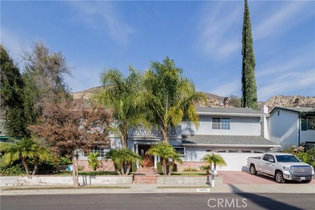 10651 Ledeen Drive, Lakeview Terrace, CA 91342