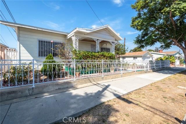 13421 Jefferson Avenue  Hawthorne CA 90250