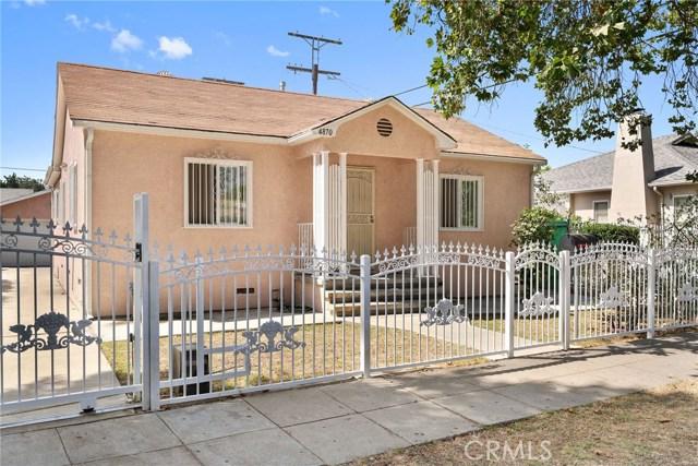 4870 Templeton Street, Los Angeles CA 90032