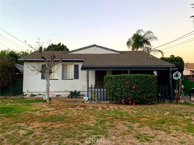1157 San Bernardino Avenue Pomona, CA 91767 - MLS #: PW18271950