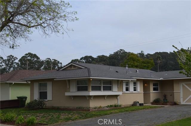 1131 Atascadero Street, San Luis Obispo, CA 93405