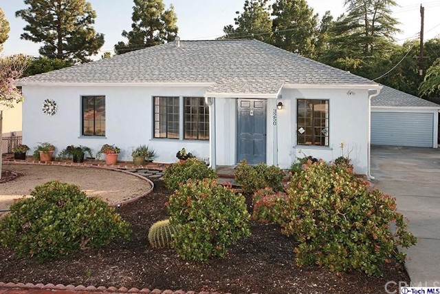Single Family Home for Sale at 3250 Brookhill Street Glendale, California 91214 United States
